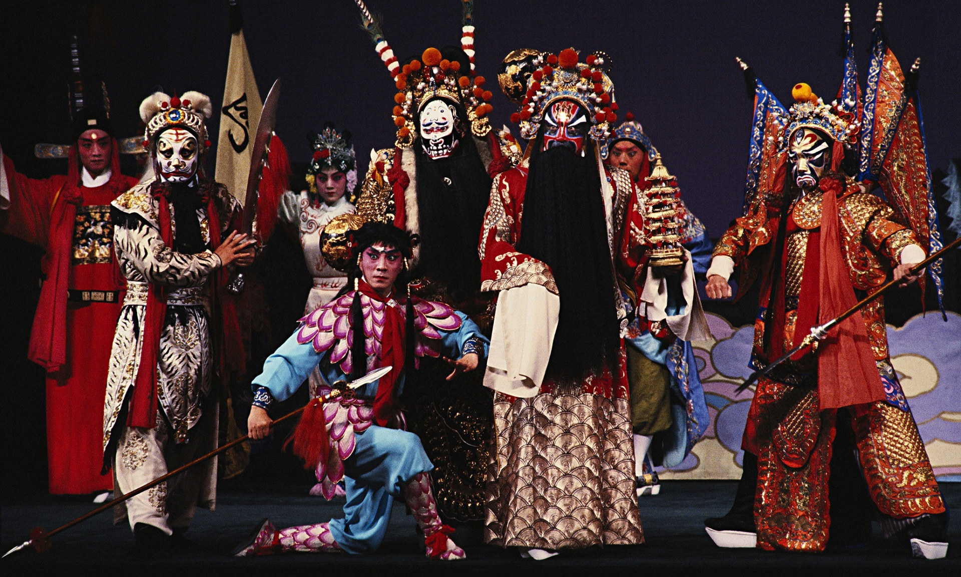 Asian Theatre Traditions