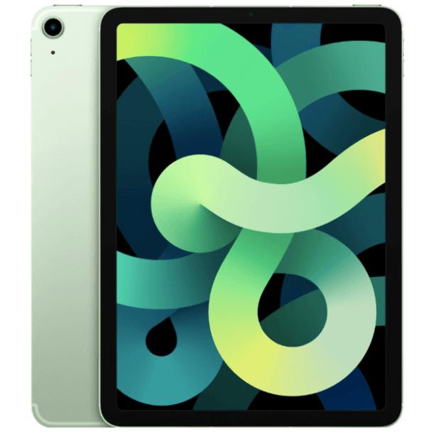iPad Air 2020 green