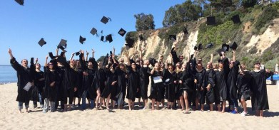 1 Graduation celebration Malibu