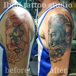 Cover Up Tattoo Ibud Tattoo Studio Bali (1)-min