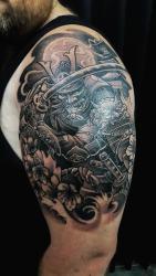 Oriental Asian Tattoo Ibud Tattoo Studio Bali (9)-min