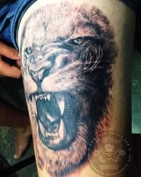 Realistic Tattoo Ibud Tattoo Studio Bali (1)-min