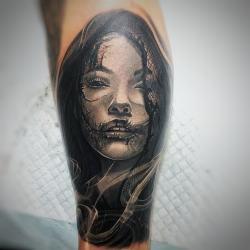 Realistic Tattoo Ibud Tattoo Studio Bali (11)-min