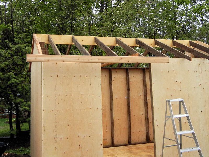 Building A Garden Shed IBUILDITCA