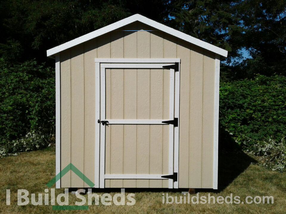 Standard Gable I Build Sheds