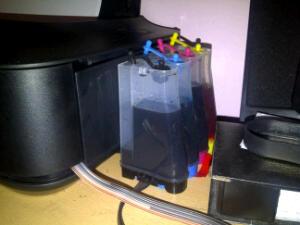 printer rosak