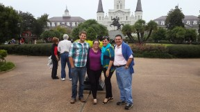 Visita a New Orleans