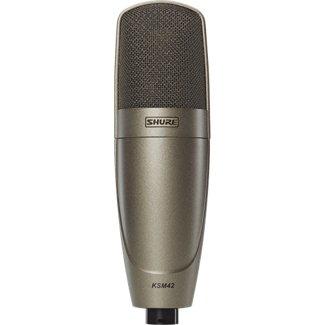 Shure KSM42 SG Dual Condenser Microphone