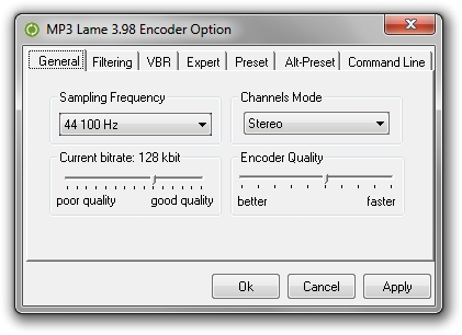 three Methods To Change Bitrate On MP3 Recordsdata – 4 Options To