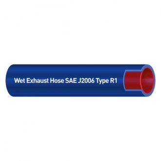 marine exhaust hoses wet silicone