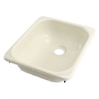 rv kitchen sinks covers stainless