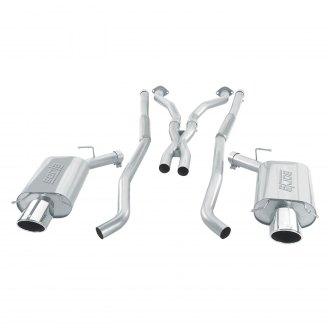 2005 cadillac cts performance exhaust