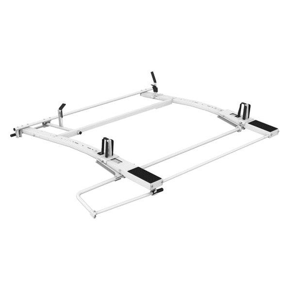 kargo master drop down clamp and lock combo ladder rack kit