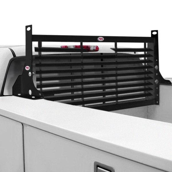 rki wg54b wg series service body louvered window grille cab rack