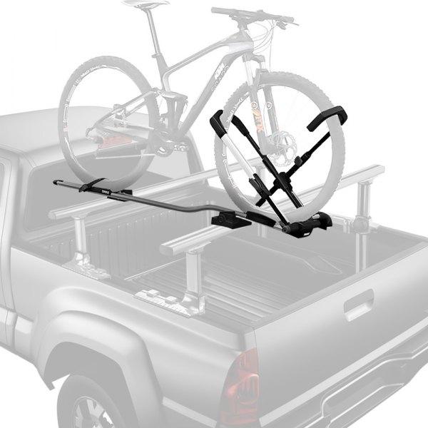 truck bed rail bike rack
