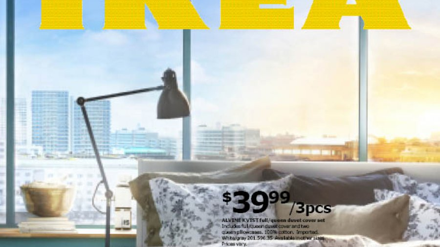 Ikea Catalogue 2015 Now Fully Printed On Fsc Certified Paper