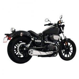 yamaha xvs950 bolt exhaust systems