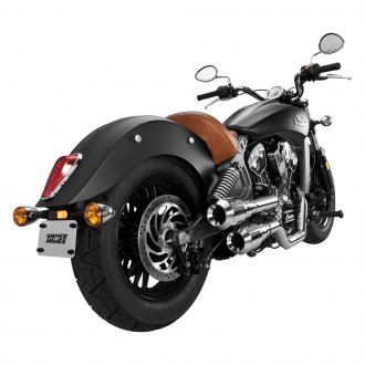 indian scout full exhaust systems