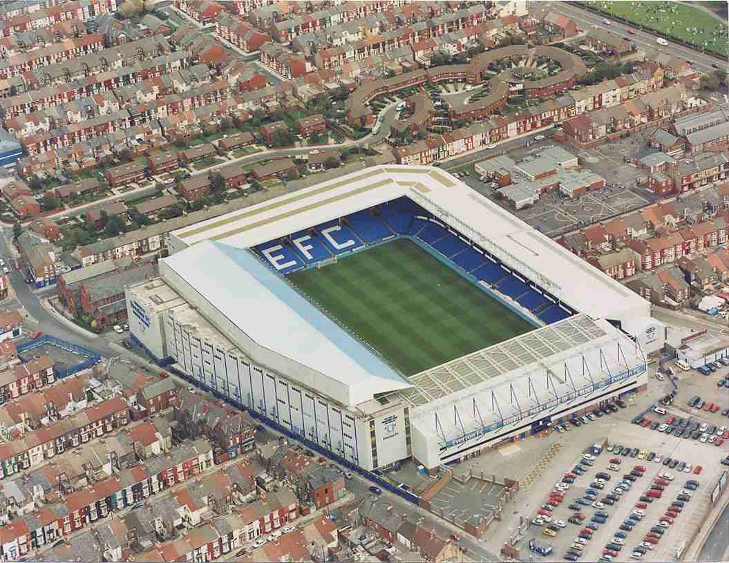 Cтадион Гудисон Парк (Goodison Park)