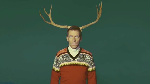 Hugh Laurie_North Pole
