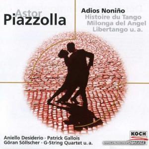Astor Piazzolla - Adios Noniño (2012)