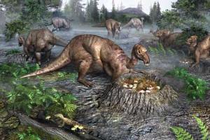 چه کسی و چرا دایناسورها را نابود می کند