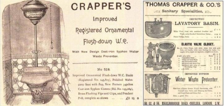 Resultado de imagen para Thomas Crapper