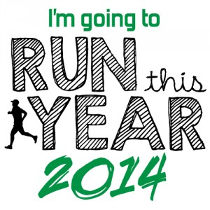 2014 Run this Year Badge