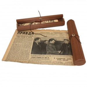 Old Newspaper gift