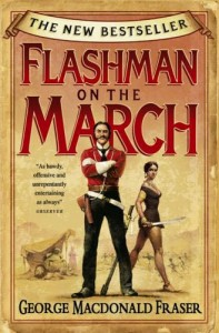 12-flashman on the march