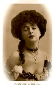 Evelyn_Nesbit_'kiss'_1
