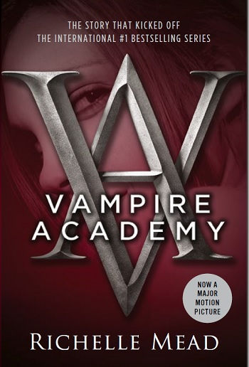 Image result for vampire academy new covers