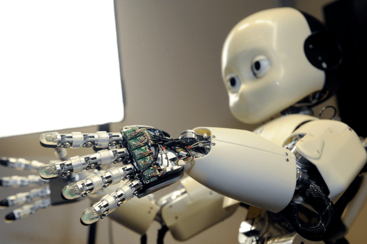 для человекоподобные роботы картинки муку разрыхлитель теста