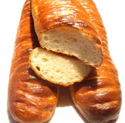 Хлеб венский Le pain viennois от J.Y.Guinard 2