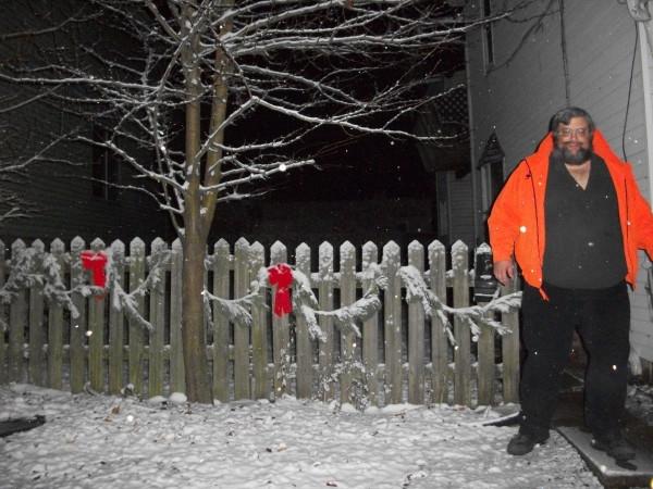 CHRISTMAS SNOW!!!
