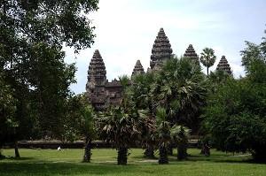 Angkor Wat - Hidden Among the Trees