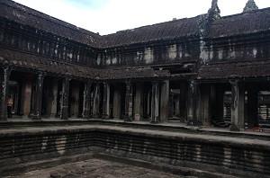 Angkor Wat - Interior