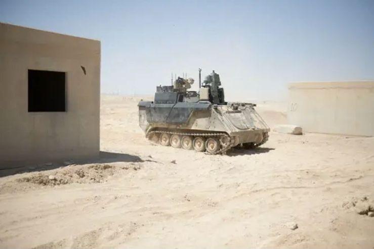 281644_original Израиль рассекретил бронемашину будущего.