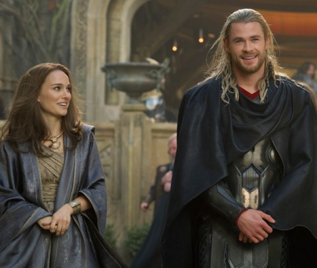 Elsa Pataky Stood In For Natalie Portman In Thor Sex Scene
