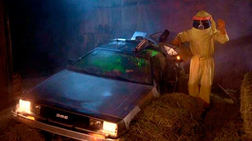 4700058 original - O que aconteceu com o Deloreon do filme De Volta para o Futuro?