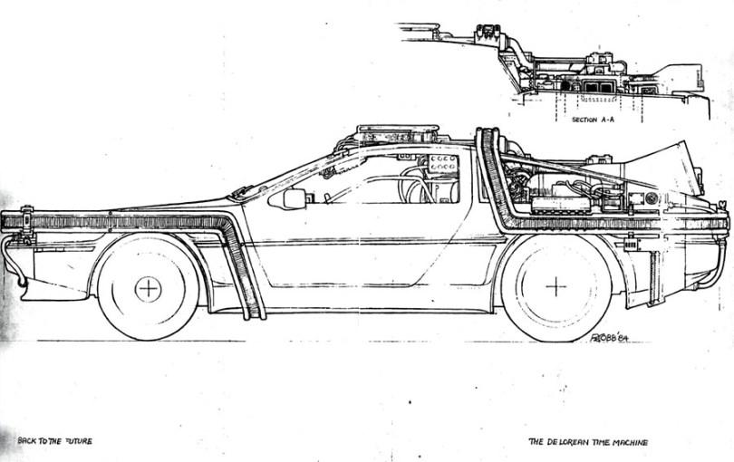 4702177 original - O que aconteceu com o Deloreon do filme De Volta para o Futuro?