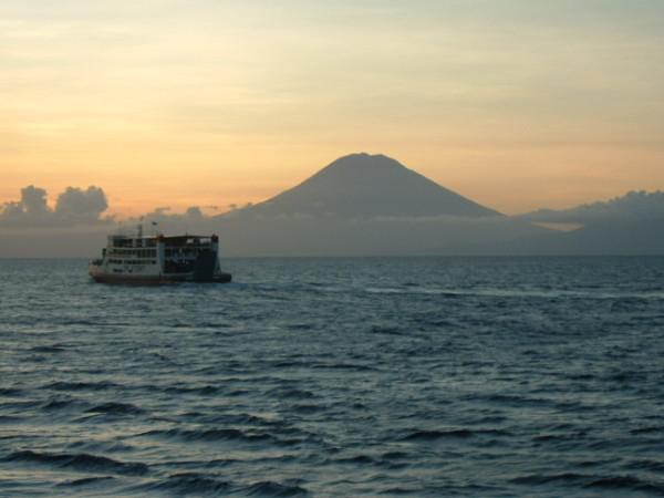 View ke Bali