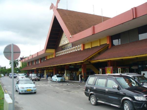 bandara SSK
