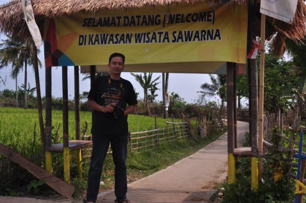 Me at sawarna