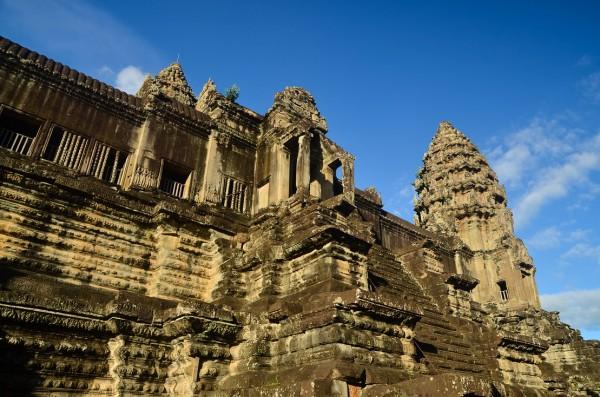 Angkor inside