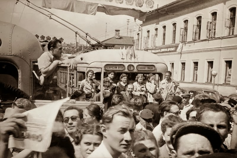 Moscow in 1957 (8)