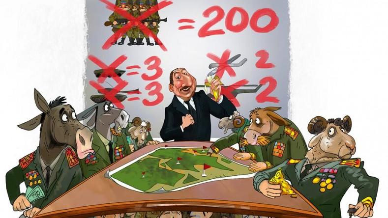 Азербараны и анекдоты