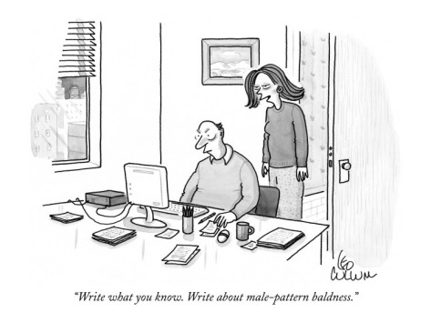 leo-cullum-write-what-you-know-write-about-male-pattern-baldness-new-yorker-cartoon