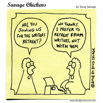 chickenretreat