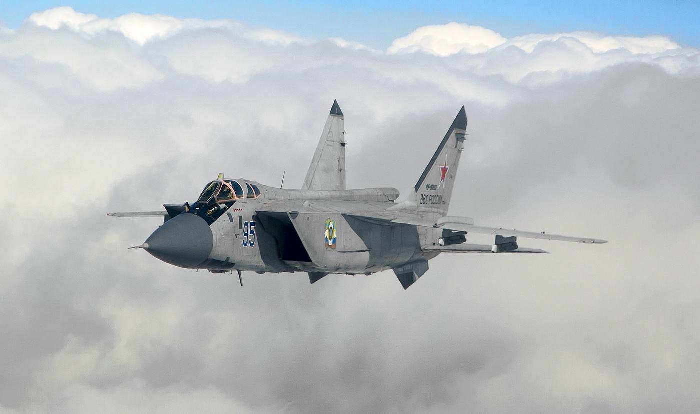 Картинки по запросу МиГ-31БМ/БСМ